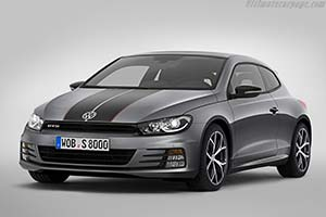 Click here to open the Volkswagen Scirocco GTS gallery