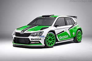 Click here to open the Skoda Fabia R5 gallery