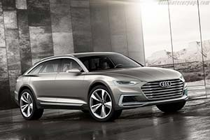 Click here to open the Audi Prologue Allroad Show Car gallery