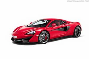 Click here to open the McLaren 540C gallery