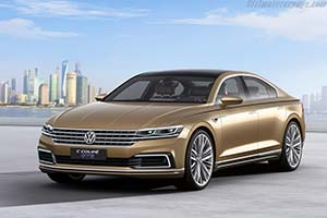 Click here to open the Volkswagen C Coupé GTE gallery