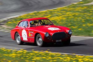 Click here to open the Ferrari 225 S Vignale Berlinetta gallery