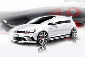 Click here to open the Volkswagen Golf GTI Clubsport gallery