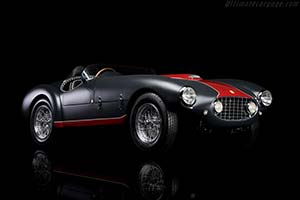 Click here to open the Ferrari 166 MM/53 Oblin Barchetta gallery