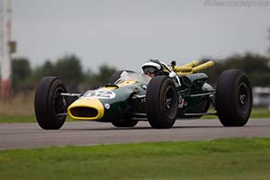 Click here to open the Lotus 38 Ford gallery