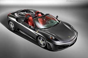 Click here to open the Ferrari F430 Spider gallery