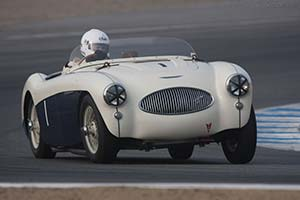 Click here to open the Austin Healey 100S gallery