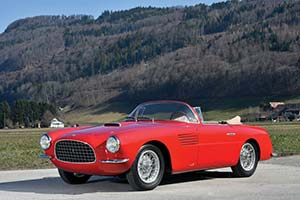 Click here to open the Fiat 8V Vignale Cabriolet gallery