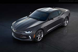 Click here to open the Chevrolet Camaro RS gallery