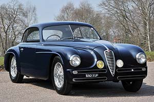Click here to open the Alfa Romeo 6C 2500 SS Touring Villa d'Este Coupe  gallery