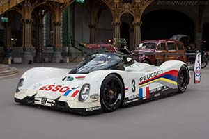 Click here to open the Peugeot 905 Evo 1 Bis  gallery