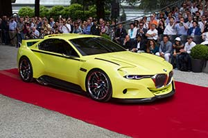 Click here to open the BMW 3.0 CSL Hommage gallery