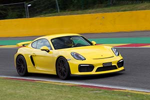 Click here to open the Porsche Cayman GT4 gallery