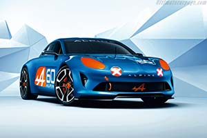 Click here to open the Alpine Celebration Concept gallery