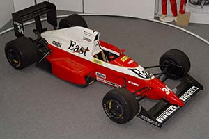 Click here to open the Zakspeed 891 Yamaha gallery