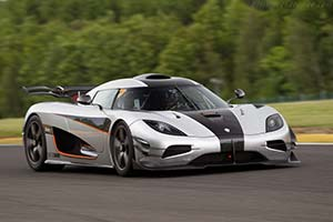 Click here to open the Koenigsegg One:1 gallery