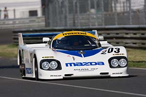 Click here to open the Mazda 757 gallery