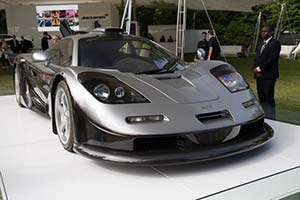 Click here to open the McLaren F1 GT gallery