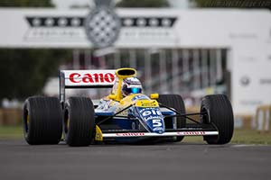 Click here to open the Williams FW13B Renault gallery