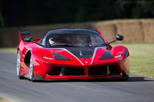 Click here to open the Ferrari FXX K gallery