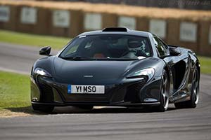 Click here to open the McLaren 650S Le Mans gallery