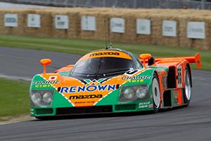 Click here to open the Mazda 787B  gallery