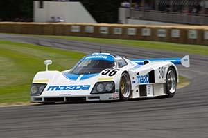 Click here to open the Mazda 787 gallery