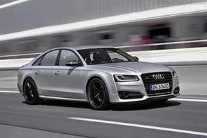 Click here to open the Audi S8 plus gallery