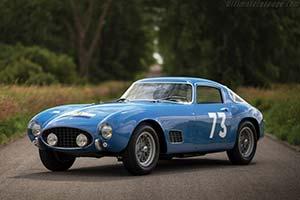Click here to open the Ferrari 250 GT Competizione Scaglietti Coupe gallery