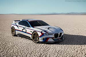 Click here to open the BMW 3.0 CSL Hommage R gallery