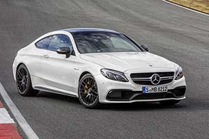 Click here to open the Mercedes-AMG C 63 S Coupe gallery