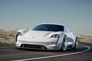 Click here to open the Porsche Mission E gallery