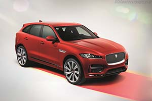 Click here to open the Jaguar F-Pace gallery