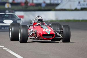 Click here to open the McLaren M5A BRM  gallery