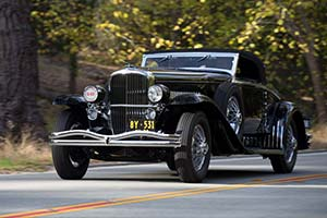 Click here to open the Duesenberg J Walker LaGrande Convertible Coupe  gallery