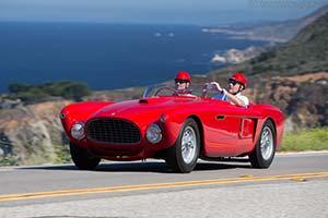 Click here to open the Ferrari 340 Mexico Vignale Spyder gallery