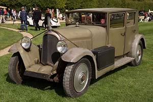 Click here to open the Voisin C14 Berline gallery