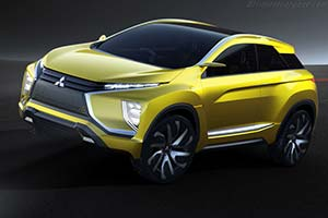Click here to open the Mitsubishi eX Concept gallery