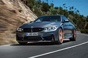 Click here to open the BMW M4 GTS gallery
