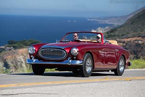 Click here to open the Cunningham C-3 Vignale Continental Cabriolet gallery