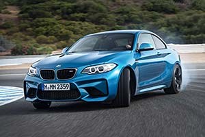 Click here to open the BMW M2 gallery