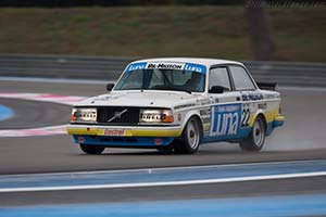 Click here to open the Volvo 240 Turbo Group A gallery