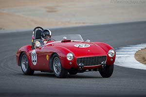 Click here to open the Ferrari 500 Mondial Pinin Farina Spyder gallery