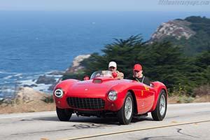 Click here to open the Ferrari 500 Mondial Pinin Farina Spyder  gallery
