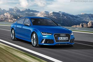 Click here to open the Audi RS 7 Sportback performance gallery