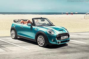 Click here to open the MINI Cooper S Convertible gallery