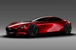 Click here to open the Mazda RX-Vision gallery