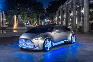 Click here to open the Mercedes-Benz Vision Tokyo gallery