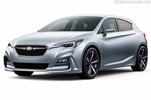 Click here to open the Subaru Impreza 5-Door Concept gallery