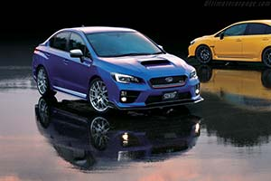 Click here to open the Subaru Impreza WRX STI S207 gallery